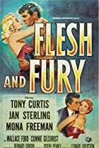 Flesh and Fury (1952) Poster
