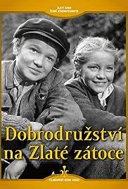 Dobrodruzství na Zlaté zátoce Poster