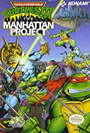 Teenage Mutant Ninja Turtles III: The Manhattan Project (1991) Poster - Movie Forum, Cast, Reviews