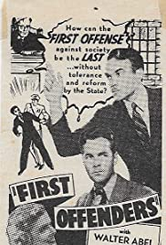 First Offenders Poster