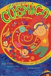 Garoto Cósmico Poster