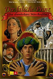 The False Prince Poster