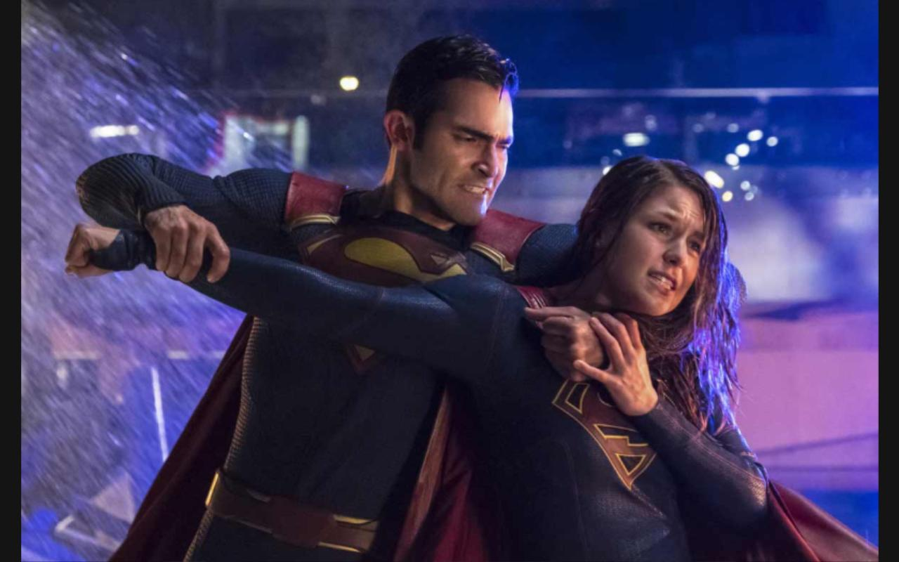 Supergirl S02E20 – City of Lost Children