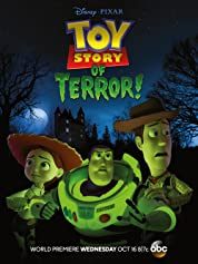 Toy Story of Terror! poster