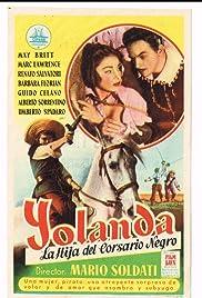 Jolanda, the Daughter of the Black Corsair Poster