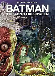 Batman: The Long Halloween, Part Two (2021) poster