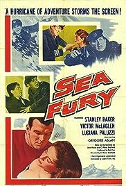 Sea Fury Poster