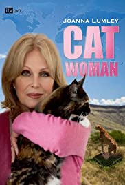 Joanna Lumley: Catwoman Poster