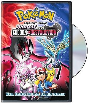 Pokemon 17: Diancie y la crisálida de la destrucción ()