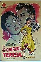 Las campanas de Teresa (1957) Poster