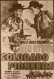 Colorado Pioneers Poster