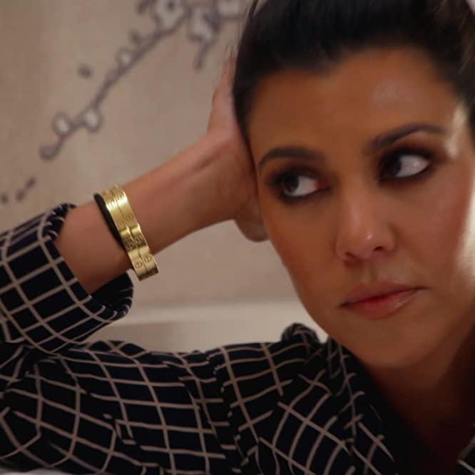Kourtney Kardashian in Keeping Up with the Kardashians (2007)