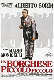 Un borghese piccolo piccolo(1977) Poster - Movie Forum, Cast, Reviews