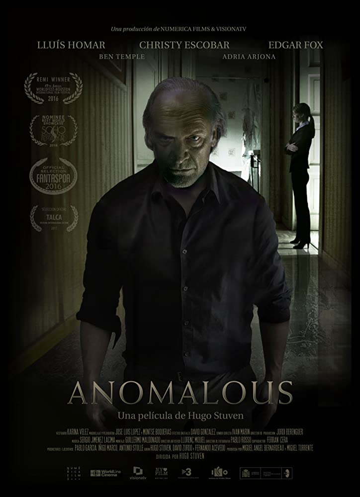Аномалия / Anomalous (2016)