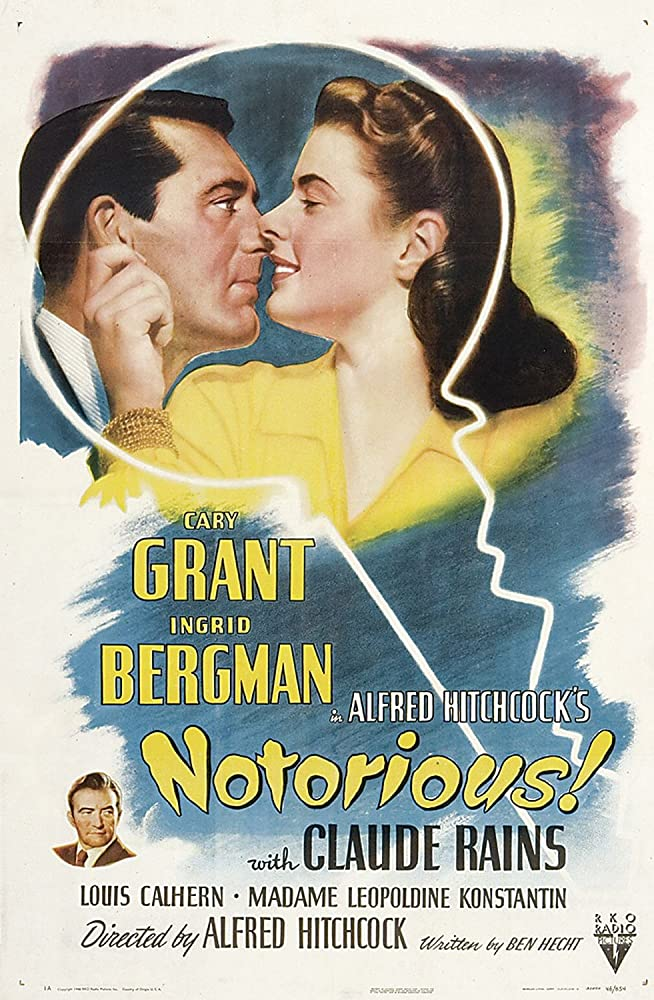 Notorious BluRay