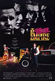 The Neon Empire Poster