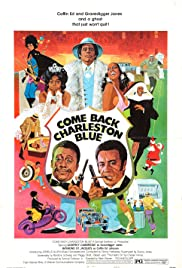 Come Back Charleston Blue Poster