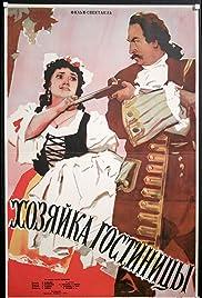 Khozyayka gostinitsy Poster