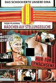 Mädchen auf Stellungssuche - Der Hostessen-Sex-Report Poster