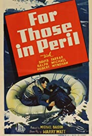 For Those in Peril Poster