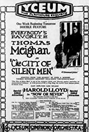 The City of Silent Men Poster