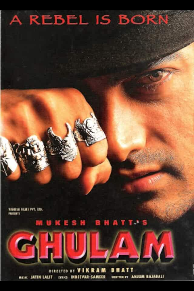 Ghulam 1998 Full Hindi Movie 720p BluRay full movie watch online freee download at movies365.lol