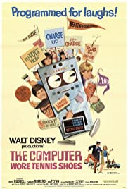 The Computer Wore Tennis Shoes(1969) Poster - Movie Forum, Cast, Reviews