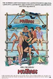 Meatballs(1979) Poster - Movie Forum, Cast, Reviews