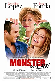 Monster-in-Law Poster