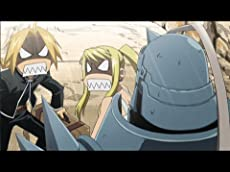 Fullmetal Alchemist Brotherhood: Part 1