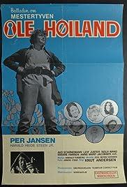Balladen om mestertyven Ole Høiland Poster