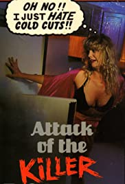 Attack of the Killer Refridgerator(1990) Poster - Movie Forum, Cast, Reviews