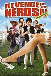 Revenge of the Nerds IV: Nerds in Love (1994) Poster - Movie Forum, Cast, Reviews