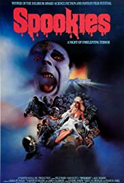 Spookies (1986) Poster - Movie Forum, Cast, Reviews