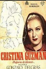 Cristina Guzmán Poster