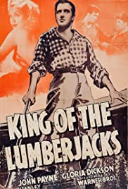 King of the Lumberjacks Poster