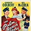 Mary Astor, Claudette Colbert, Joel McCrea, and Rudy Vallee in The Palm Beach Story (1942)