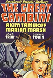 The Great Gambini Poster