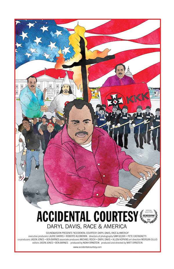 image Accidental Courtesy: Daryl Davis, Race & America Watch Full Movie Free Online