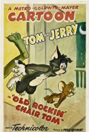 Old Rockin' Chair Tom Poster