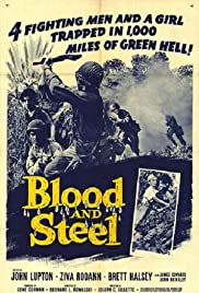 Blood and Steel Poster