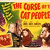 Simone Simon, Kent Smith, and Joan Delmer in The Curse of the Cat People (1944)