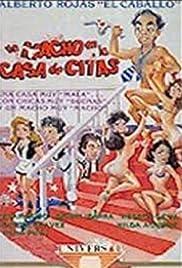 Un macho en la casa de citas Poster