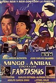 Mingo y Aníbal contra los fantasmas(1985) Poster - Movie Forum, Cast, Reviews