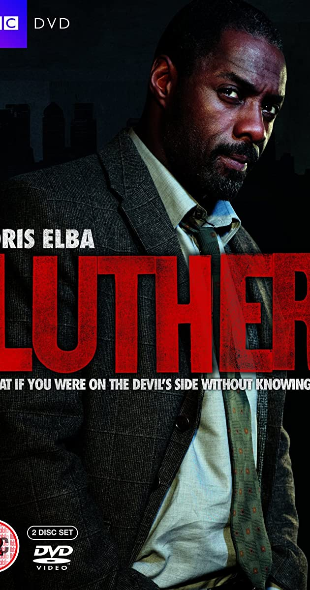 Luther TV Series 2010 2018