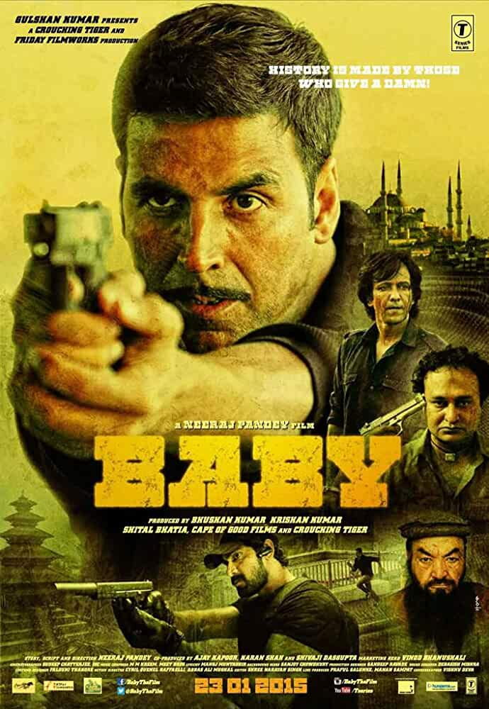 Baby 2015 Full Hindi Movie 480p ESub BluRay full movie watch online freee download at movies365.ws