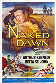 The Naked Dawn Poster