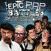Chris Alvarado, Chris Gorbos, Epic Lloyd, Nice Peter, Mark Douglas, Zach Sherwin, Walter Downing, and Taylor Cu in Epic Rap Battles of History (2010)