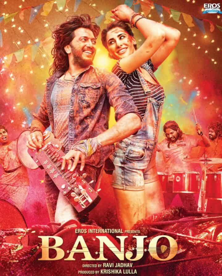 banjo (2016) hindi movie download Watch Online Free Download at movies365.in