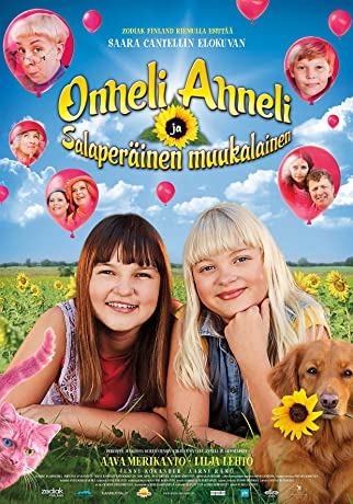 Onneli, Anneli ja Salaperäinen muukalainen (2017)